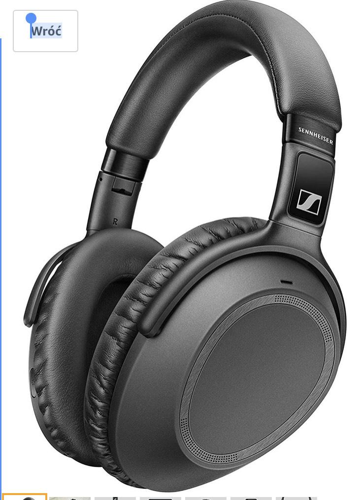 Słuchawki Bluetooth Sennheiser PXC II ANC 211,01 €