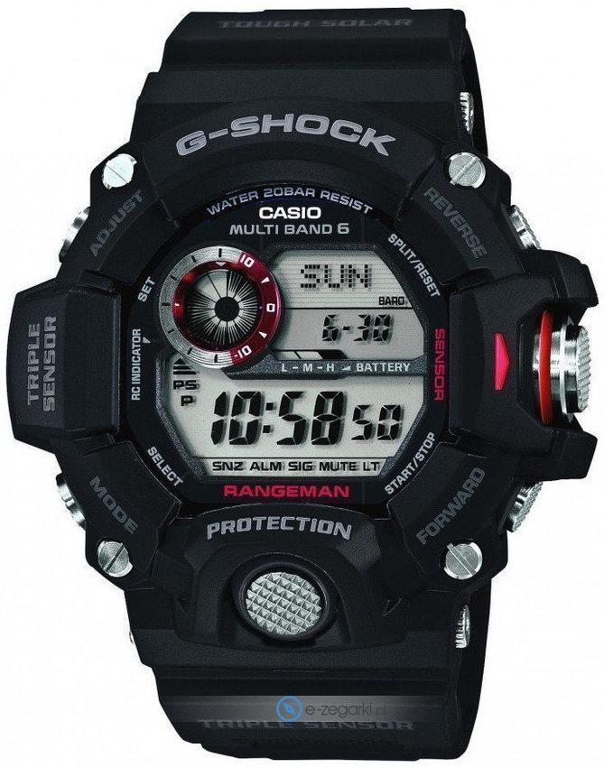 Zegarek męski Casio G-Shock GW-9400-1ER