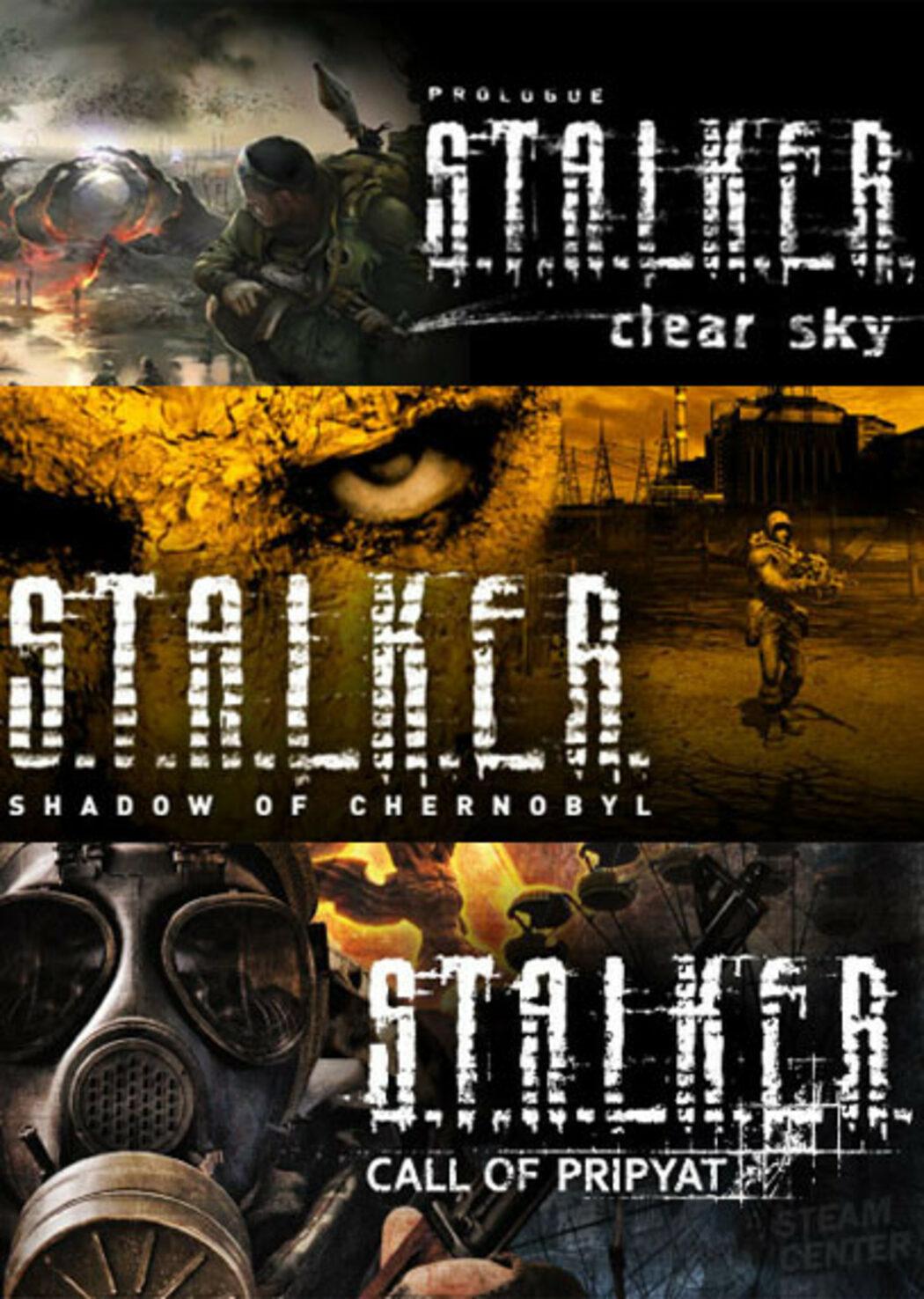 S.T.A.L.K.E.R. Bundle 3 części (PC) Klucz GOG za 7,90zł i inne na MUVE