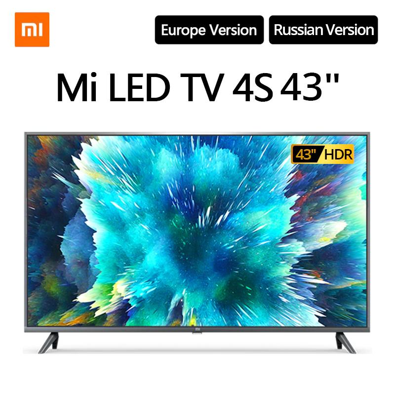 Xiaomi Mi LED TV 4S 43 cale z Hiszpanii