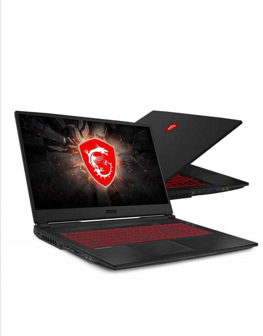 Laptop Msi GL75|GTX 1650TI 144HZ