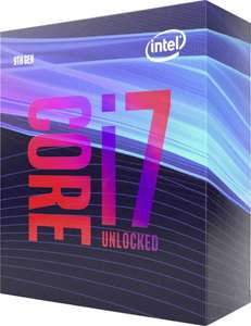 Procesor Intel Core i7-9700K, 3.6GHz