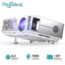 ThundeaL Full HD 1080P projektor TD96 3D $186.87