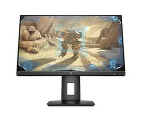 HP 24x (23,8 cala / Full HD 144 Hz) monitor do gier (AMD FreeSync, 1 x DisplayPort, 1 x HDMI, czas reakcji 1 ms), czarny