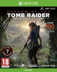 Shadow Of The Tomb Raider Definitive Edition (Xbox One) PL