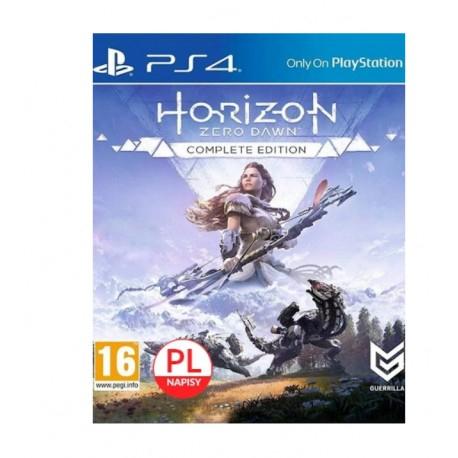 HORIZON ZERO DAWN EDYCJA KOMPLETNA(COMPLETE EDITION) PS4