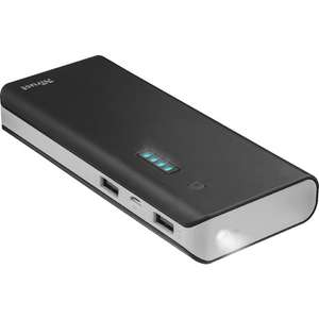 Powerbank Primo Trust 10 000 mAh, 2 złącza USB @ Jula