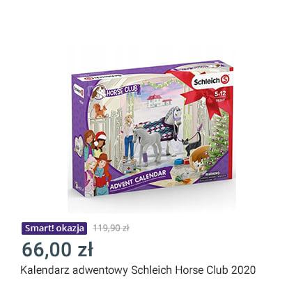 Kalendarz adwentowy schleich horse - smartokazja
