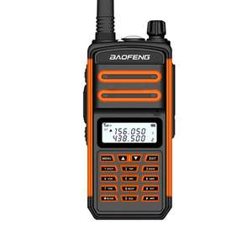 Radiotelefon BAOFENG BF-S5plus 18W 9500mAh UV Dual