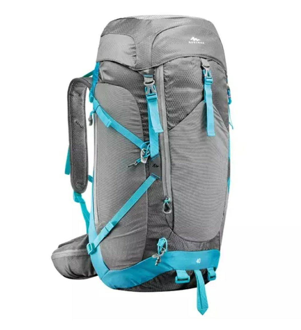 Damski Plecak turystyczny 40l Quechua 40 l MH500 (dla kobiet)