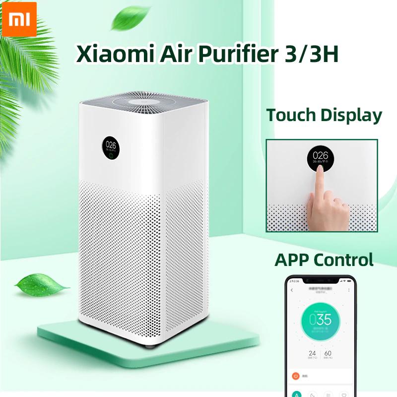 Oczyszczacz Powietrza Xiaomi Mi Air Purifier 3H - 120.49$ i wysyłka z Polski - 11.11