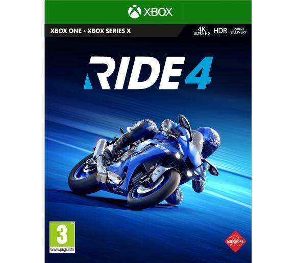 Gra Ride 4 na XBOX ONE w Rtv Euro Agd, MEGA CENA