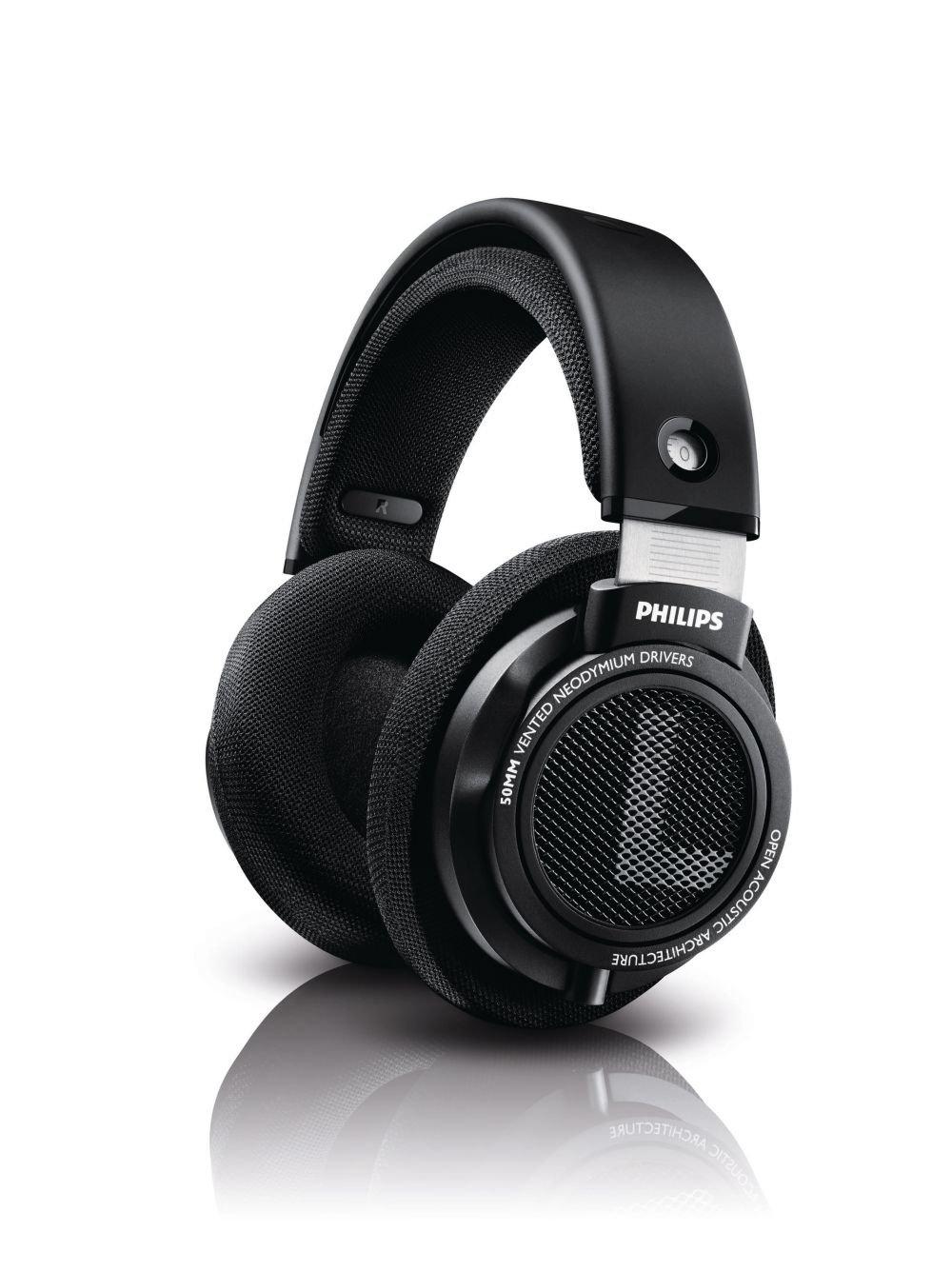 Zestaw do gier słuchawki Phillips SHP9500 + mikrofon V-Moda Crossfade