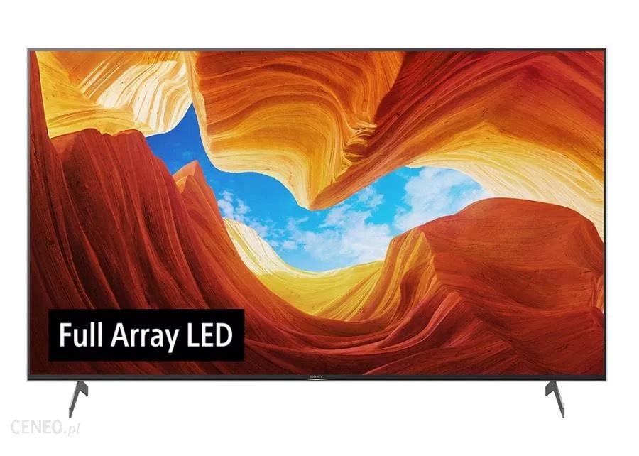 Sony KD65XH9005 4K HDMI 2.1 Dolby Vision 120Hz Full LED