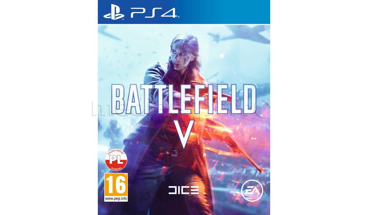 Battlefield V PS4 w rewelacyjnej cenie w 2 sklepach