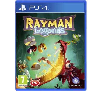 Rayman Legends PL PS4