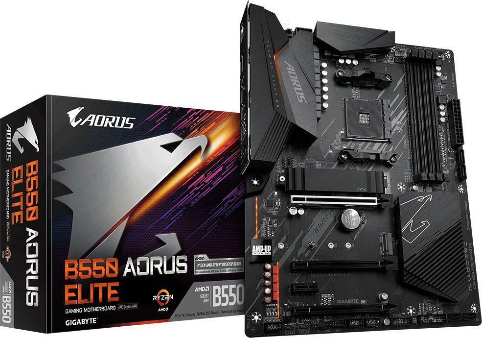 Płyta główna Gigabyte B550 Aorus Elite AM4