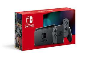 Nintendo Switch v2 - szary, 283,80 €