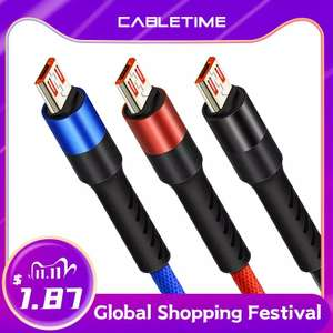 kabel micro usb 1m cabletime