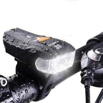 Lampa rowerowa Xanes SFL-01 1200 mAh 7.99usd + 2.5usd