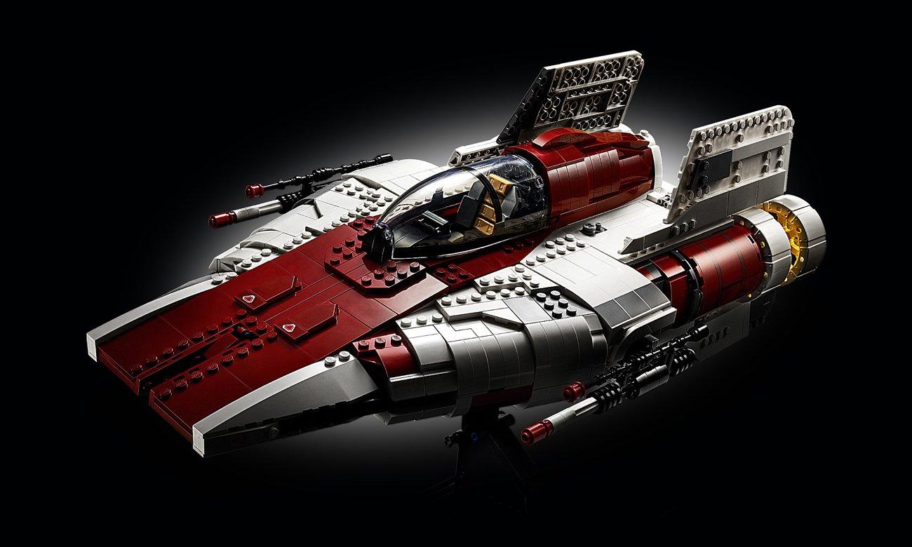 LEGO Star Wars Mysliwiec A-wing