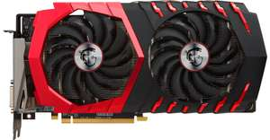 MSI Radeon RX 480 GAMING X 4GB GDDR5