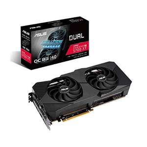 ASUS Radeon RX 5700 XT Dual Evo OC 8GB GDDR6