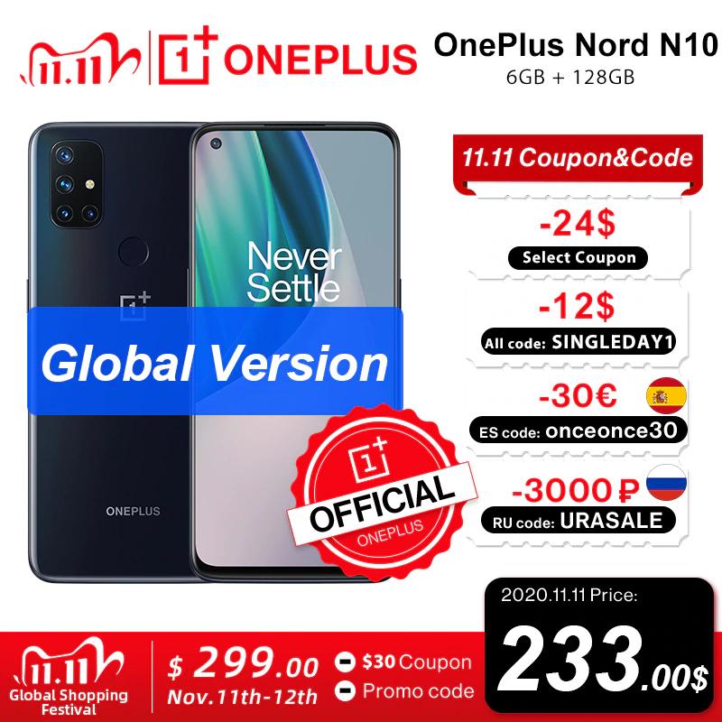 Oneplus Nord 6/128 N10 5G GLOBAL z Polski