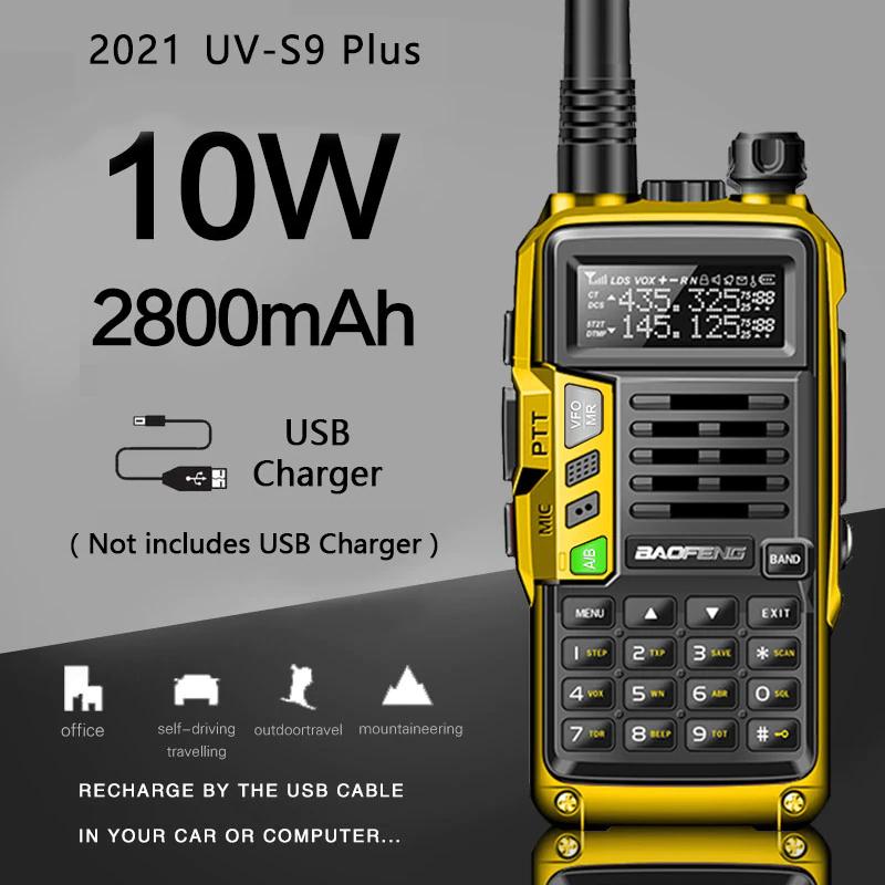 BaoFeng UV-S9 Plus za 23,28$ (możliwe mniej)