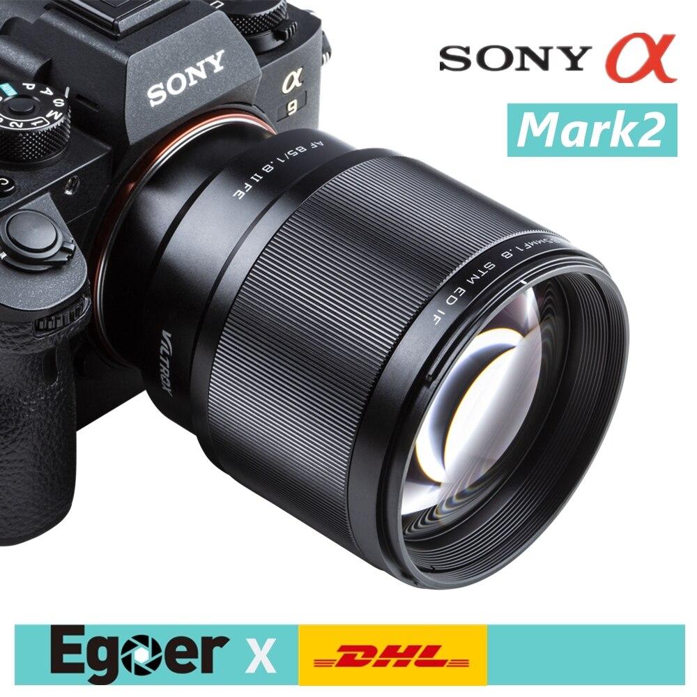 Obiektyw Viltrox FE 85mm f/1.8 STM Mark II (Sony FE) ($323.19)