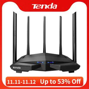 Router Tenda AC11 AC1200 2,4/5GHz (22,52€)