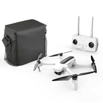 Dron Hubsan Zino H117S GPS 4K 1km zasięgu - z jedną baterią bez troby