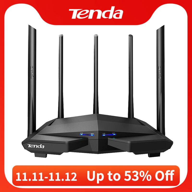 Router Tenda AC11 2.4G/5.0GHz AC1200