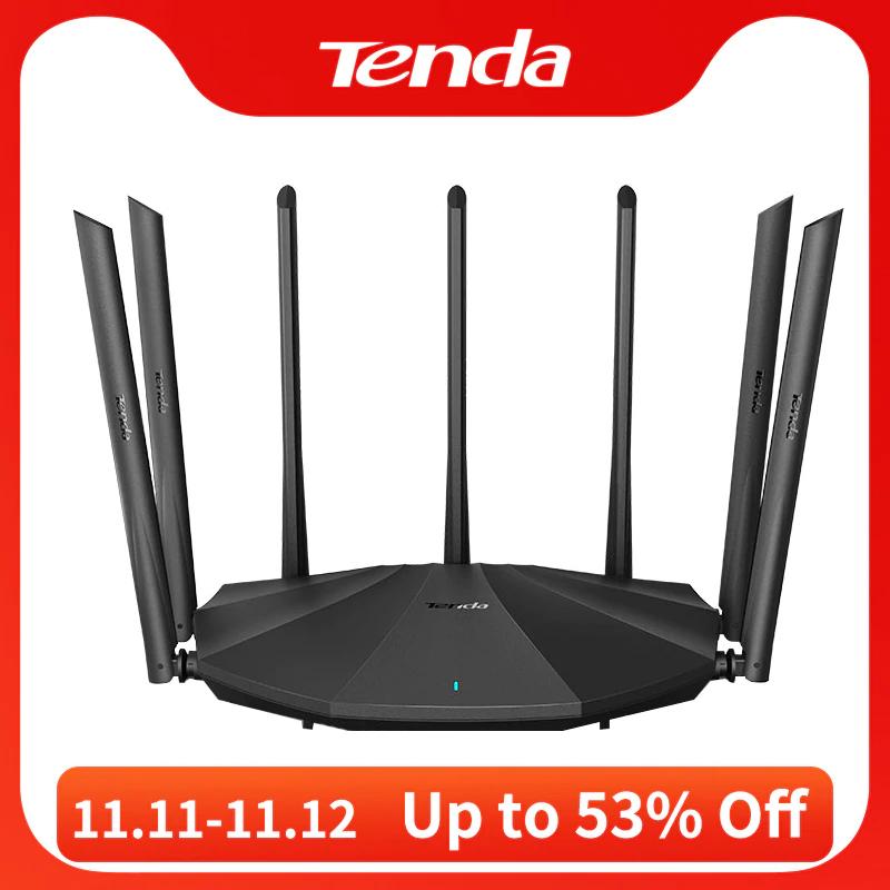 Router Tenda AC23 2.4G/5.0GHz AC2100
