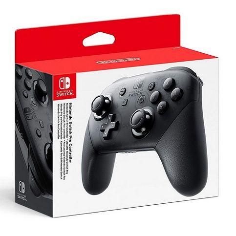 Gamepady do Nintendo Switch taniej w Amazon DE - Pro Controller za 230 zł (51,15€) oraz Joy-Con 2pack od 255 zł