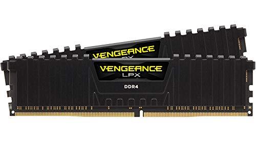 RAM Corsair LPX 2x8GB 3200MHz (16-18-18-36) (Czarny)