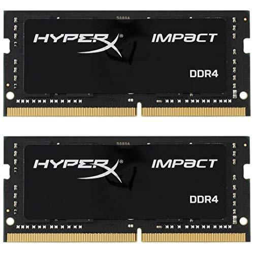 2x16 GB sodimm 3200mhz CL20 Kingston Hyperx Impact
