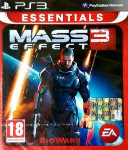 PS3 MASS EFFECT 3 NOWA FOLIA