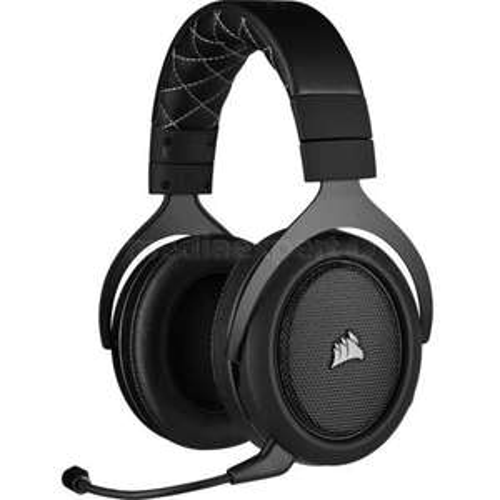Bezprzewodowe słuchawki gamingowe Corsair HS70 pro