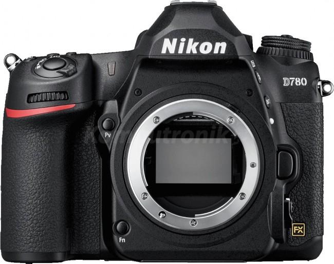 Nikon D780 - korpus