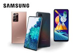 Zyskaj 50 zł za każde 500 na telefony Samsung w Media Markt