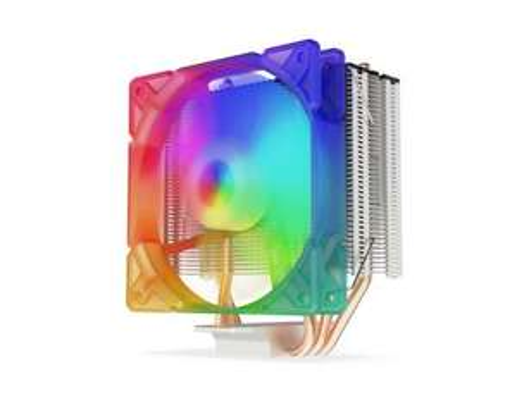 Chłodzenie procesora SilentiumPC Spartan 4 MAX EVO ARGB