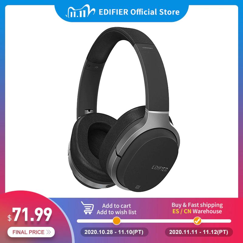 EDIFIER W830BT słuchawki bezprzewodowe Bluetooth v4.1 ($61.99)