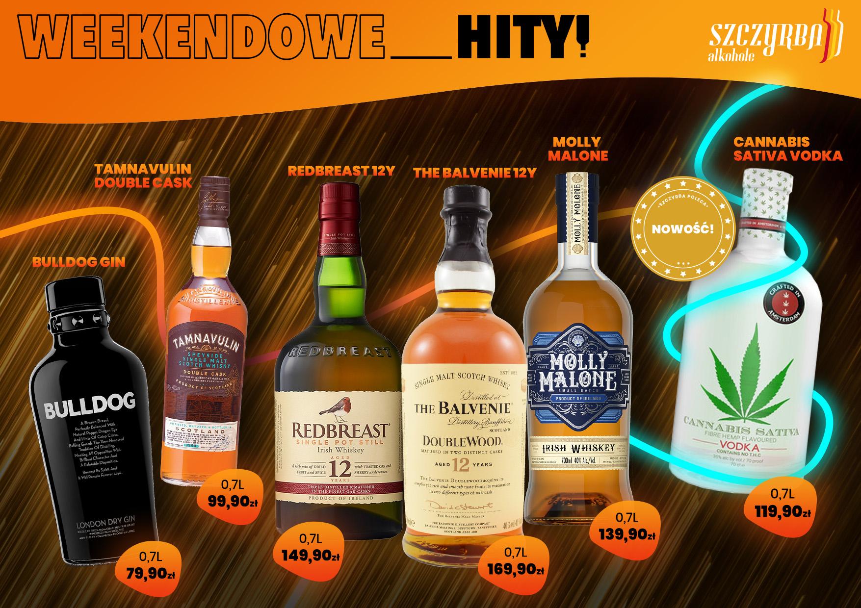Whisky Tamnavulin - kolejna promocja u Szczyrby