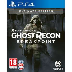 Ghost Recon: Breakpoint - Edycja Ultimate PS4