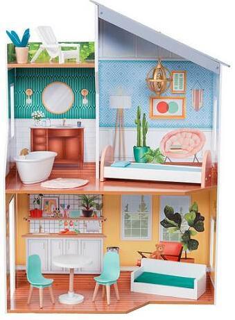 Domki dla lalek KidKraft w promocji - przykłady @ Limango