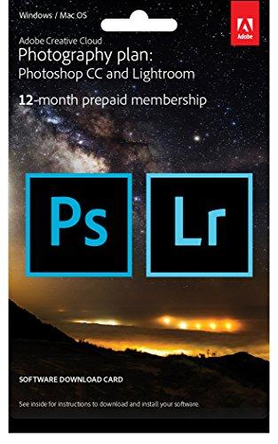 Adobe Creative Cloud roczny plan fotograficzny za 118,19 EUR