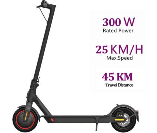 Hulajnoga elektryczna Xiaomi Mi Electric Scooter Pro 2 z Hiszpanii @DHgate