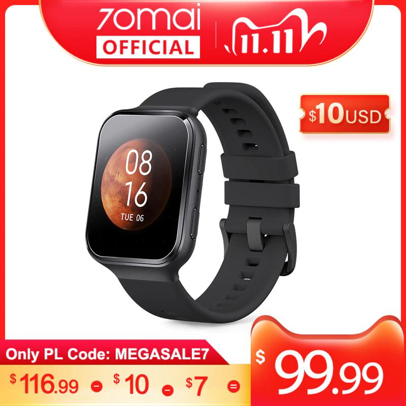 XAOMI 70mai Saphir Watch $99.99
