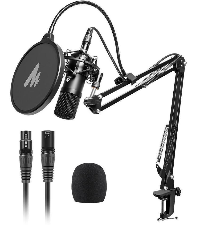 Mikrofon Maono Zestaw mikrofonowy